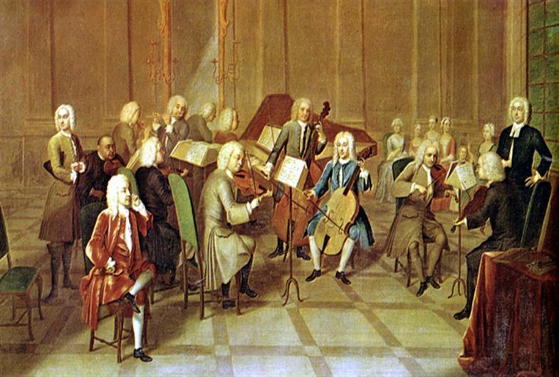 Barok Dönem Ve Müzik