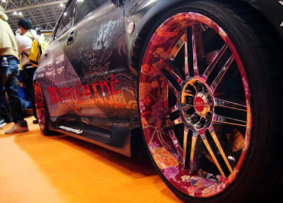 Creative Car Rims and Cool Car Rim Designs (18) 8