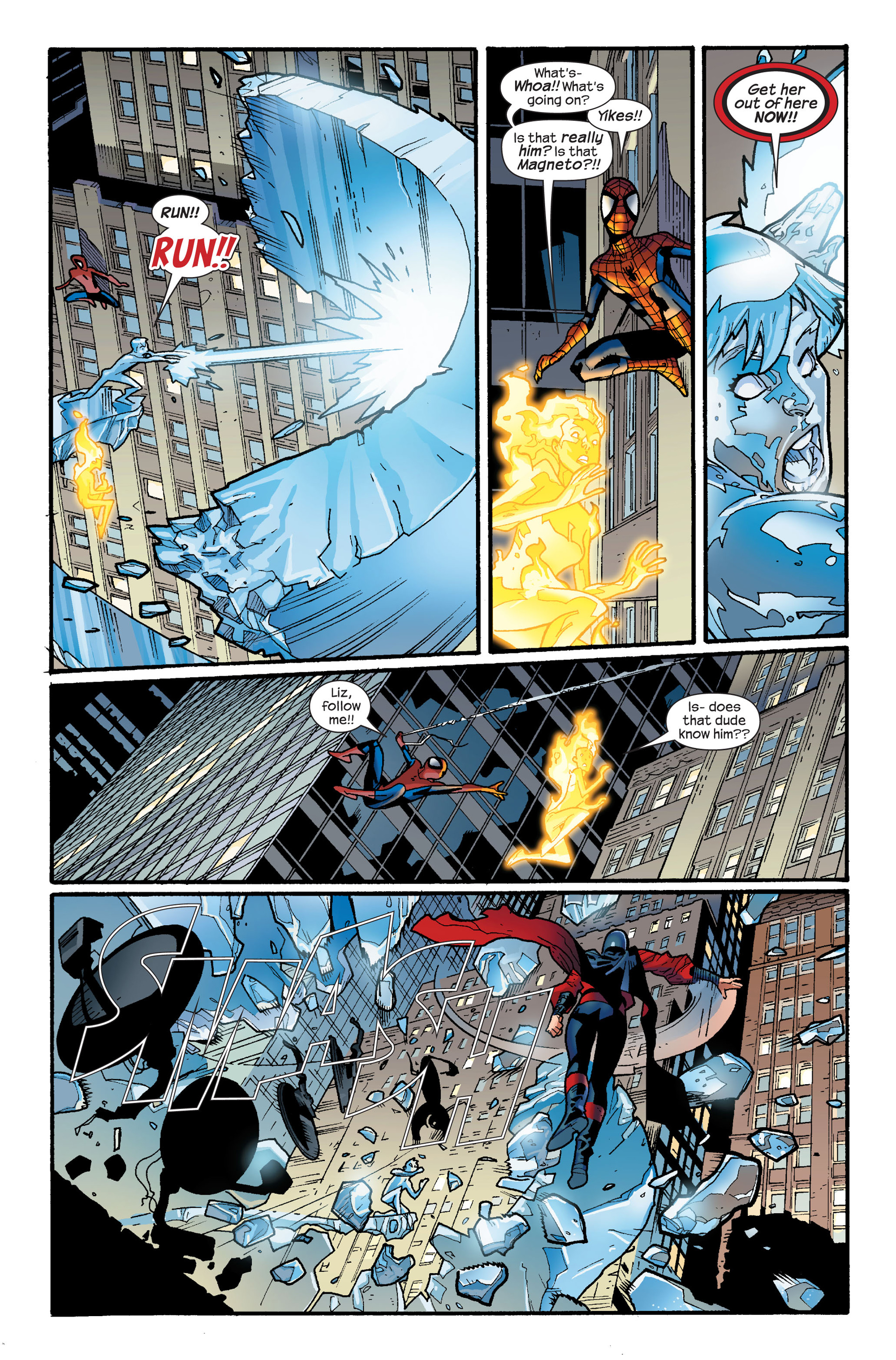 Read online Ultimate Spider-Man (2000) comic -  Issue #120 - 4