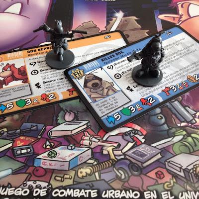 Fanhunter-Urban-Warfare-miniaturas-escaramuza-lista-juego