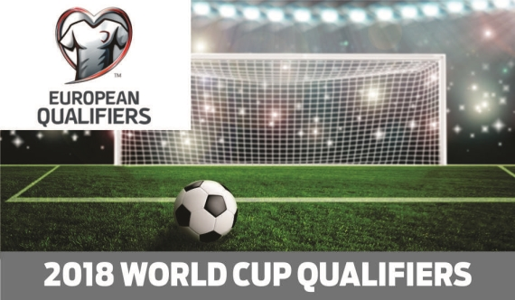 UEFA World Cup qualifiers are just around the corner with some mouth-watering fixtures taking place.
