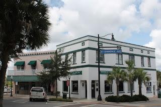Edificios en el centro de Sebring