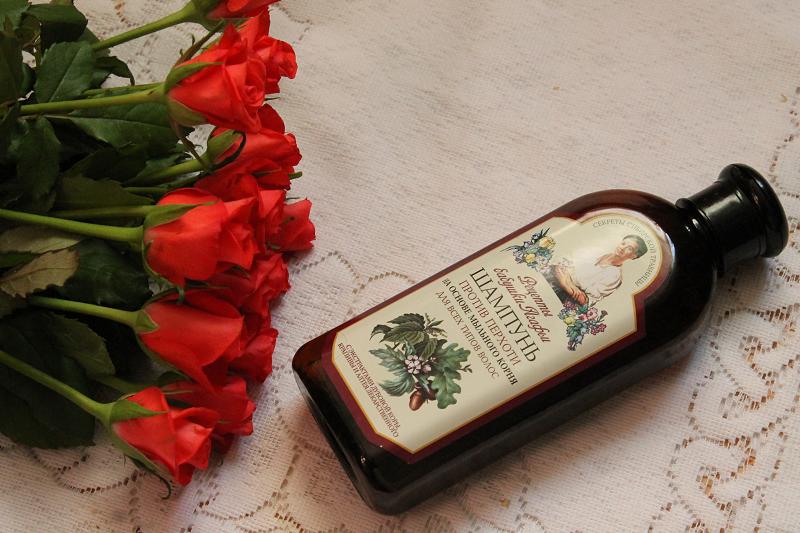 Babuszka Agafia szampon przeciwłupieżowy