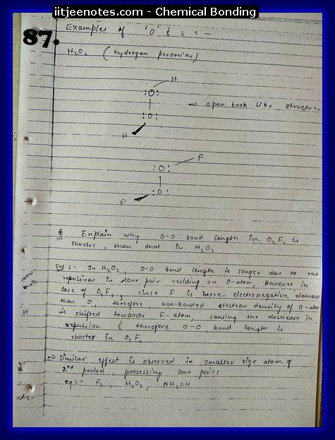 Chemical-Bonding Notes chemistry15