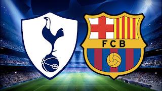مشاهدة مباراة برشلونة وتوتنهام بث مباشر بتاريخ 11-12-2018 دوري أبطال أوروبا