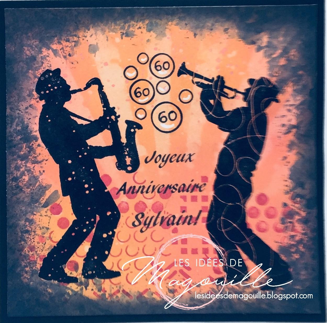 Un Anniversaire Tout En Jazz