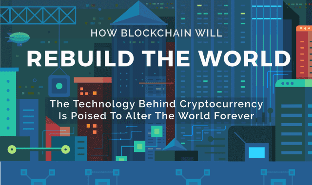 How Blockchain will Rebuild the World