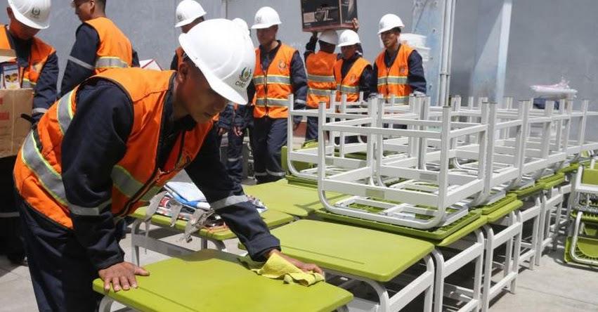 MINEDU destina 515 millones para mantenimiento de colegios públicos - www.minedu.gob.pe