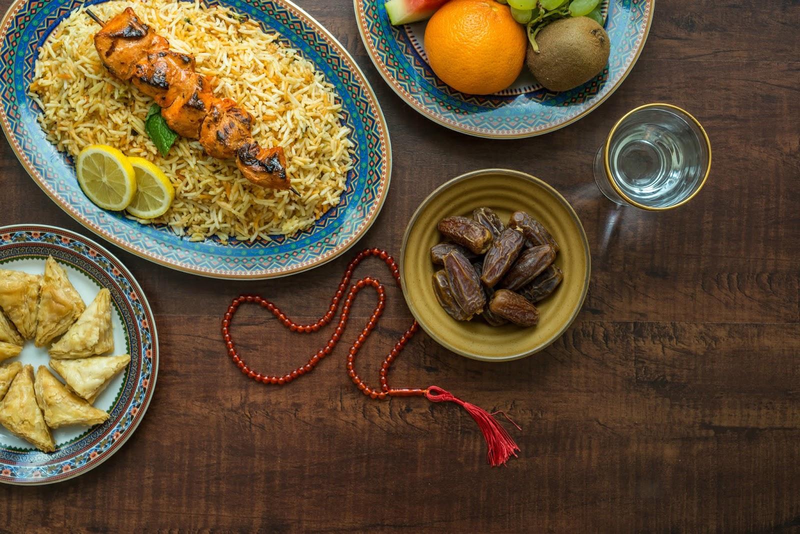 consejos para bajar de peso durante el ramadán