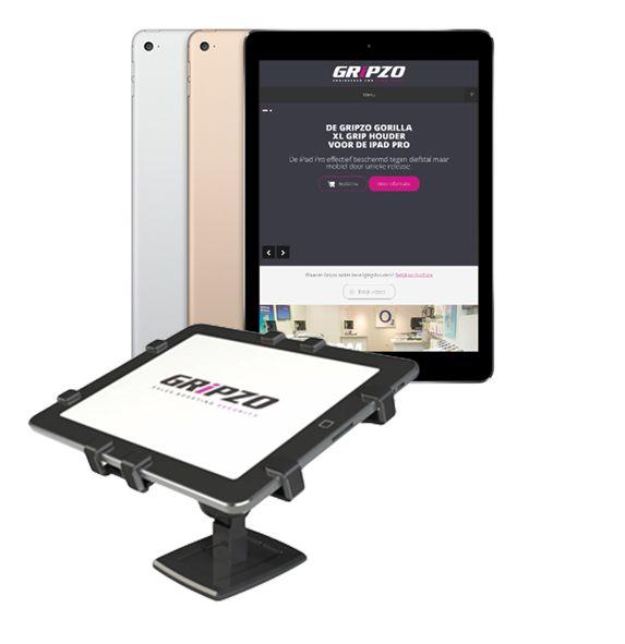 平板防盜支架,Gripzo通用型平板防盜架適用市面上95%以上的平板電腦