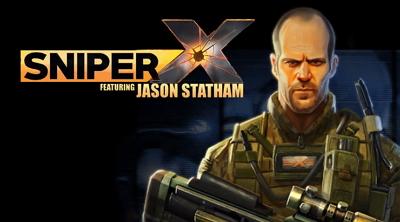 SNIPER X FEAT. JASON STATHAM