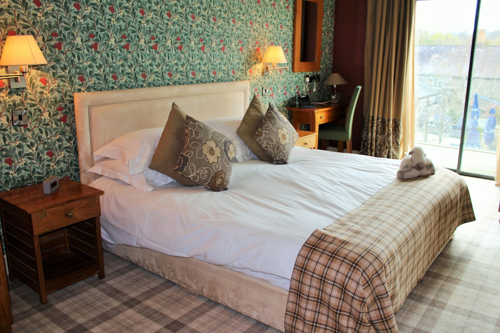A Trip to North Yorkshire 5 - The Feversham Arms Hotel
