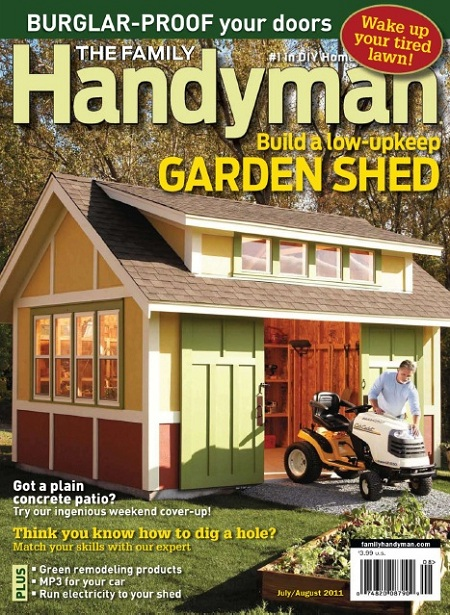 Pdf magazine the handyman family