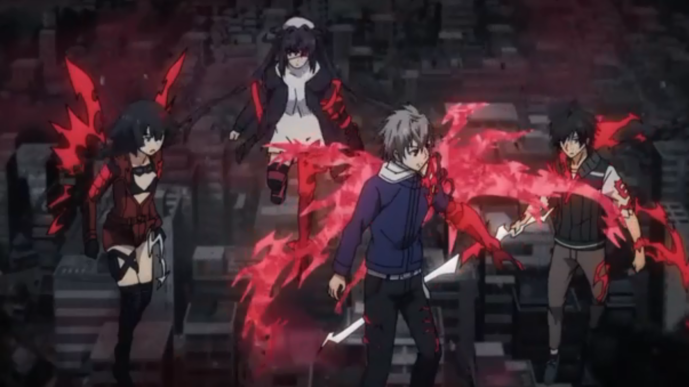 Nonton Lord of Vermilion: Guren no Ou Episode 12 Subtitle Indonesia
