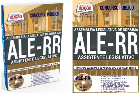 apostila-concurso-ale-rr-assistente-legislativo-apostilaopcao