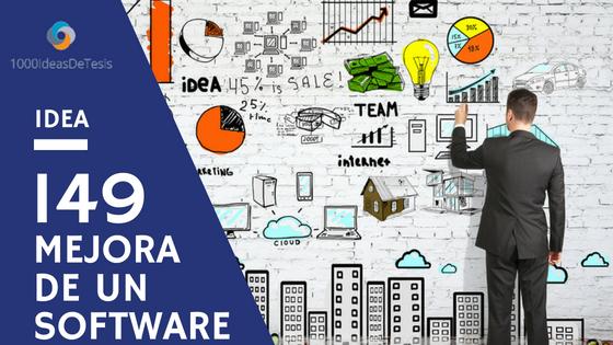 Idea 149 de 1000 ideas de tesis: ¿Cómo mejorar un software para que sirva como recurso didáctico de una materia de Matemáticas?