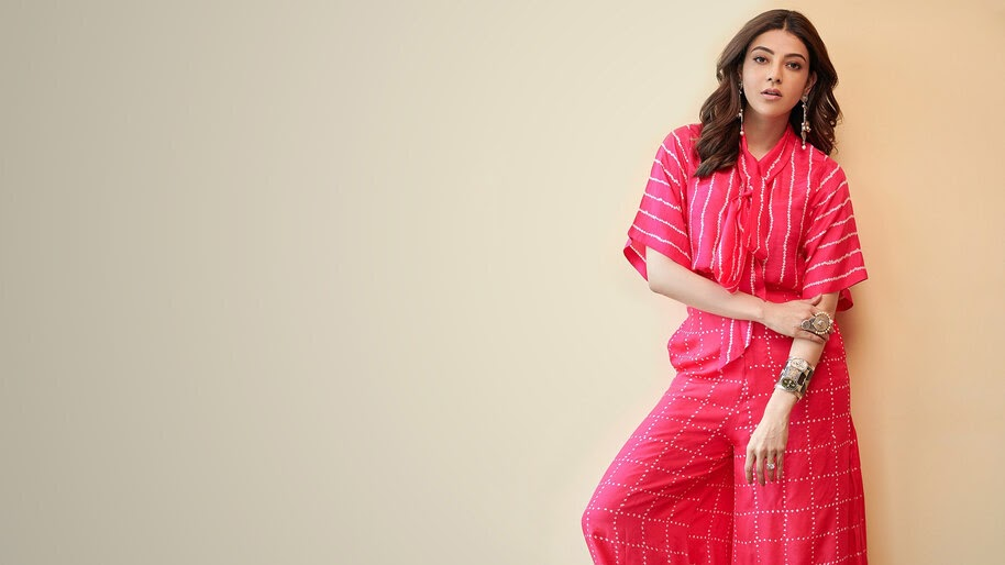 Kajal Aggarwal, Indian, 4K, #4.2566
