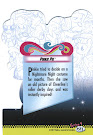 My Little Pony Pinkie Pie Series 4 Trading Card
