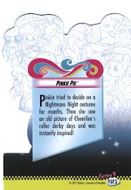 MLP Pinkie Pie Series 4 Trading Card