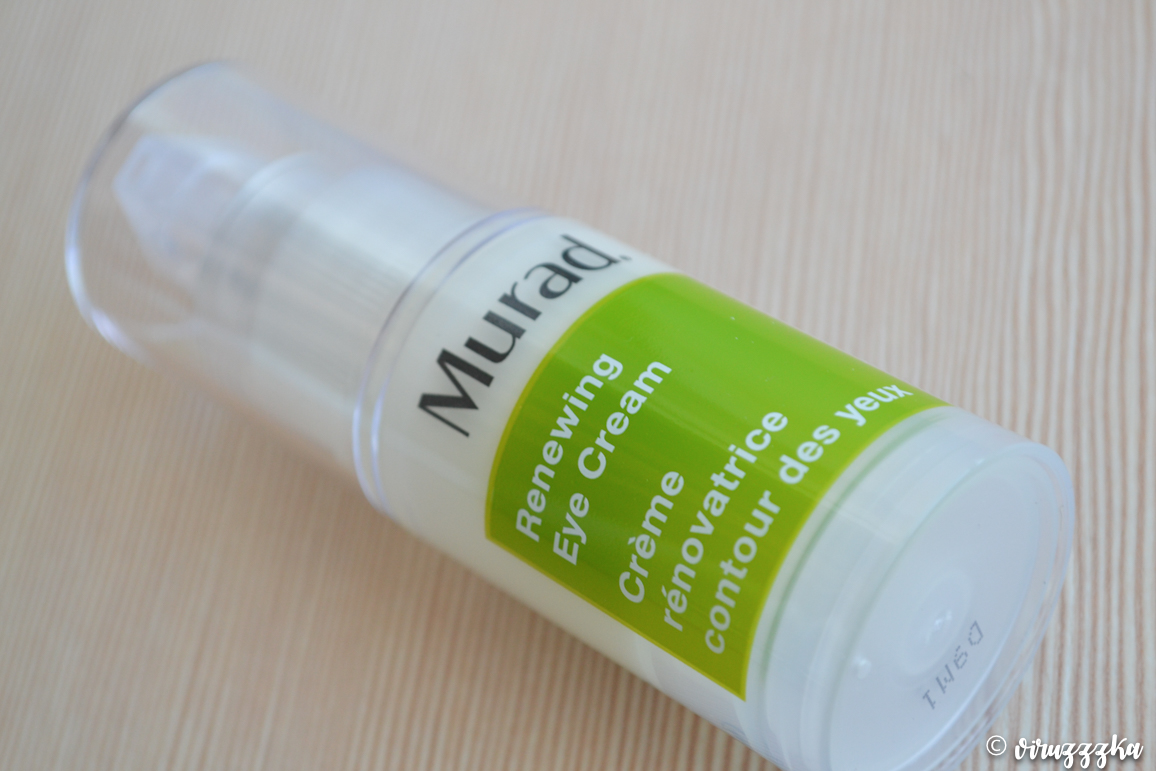IPSY Glam Bag Plus August 2020 MURAD Renewing Eye Cream