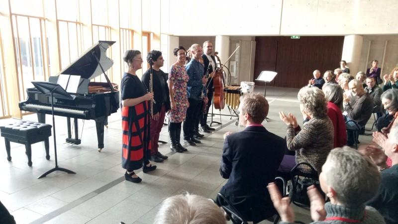 Jazz Half Sextet Mini Jazz Klub 16