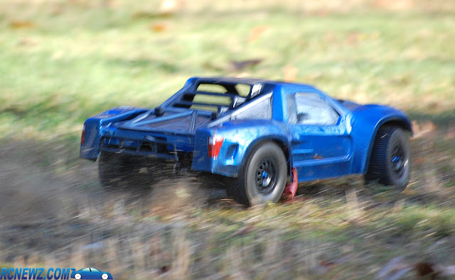 Pro-Line Pro-2 SC action photos