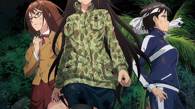"El manga ""Kyochuu Rettou"" tendrá anime por el estudio Passione"