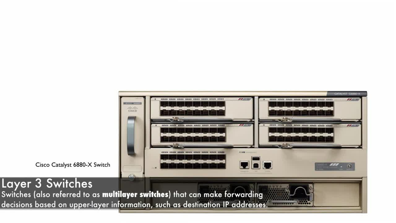Cisco networks pdf multilayer switched building