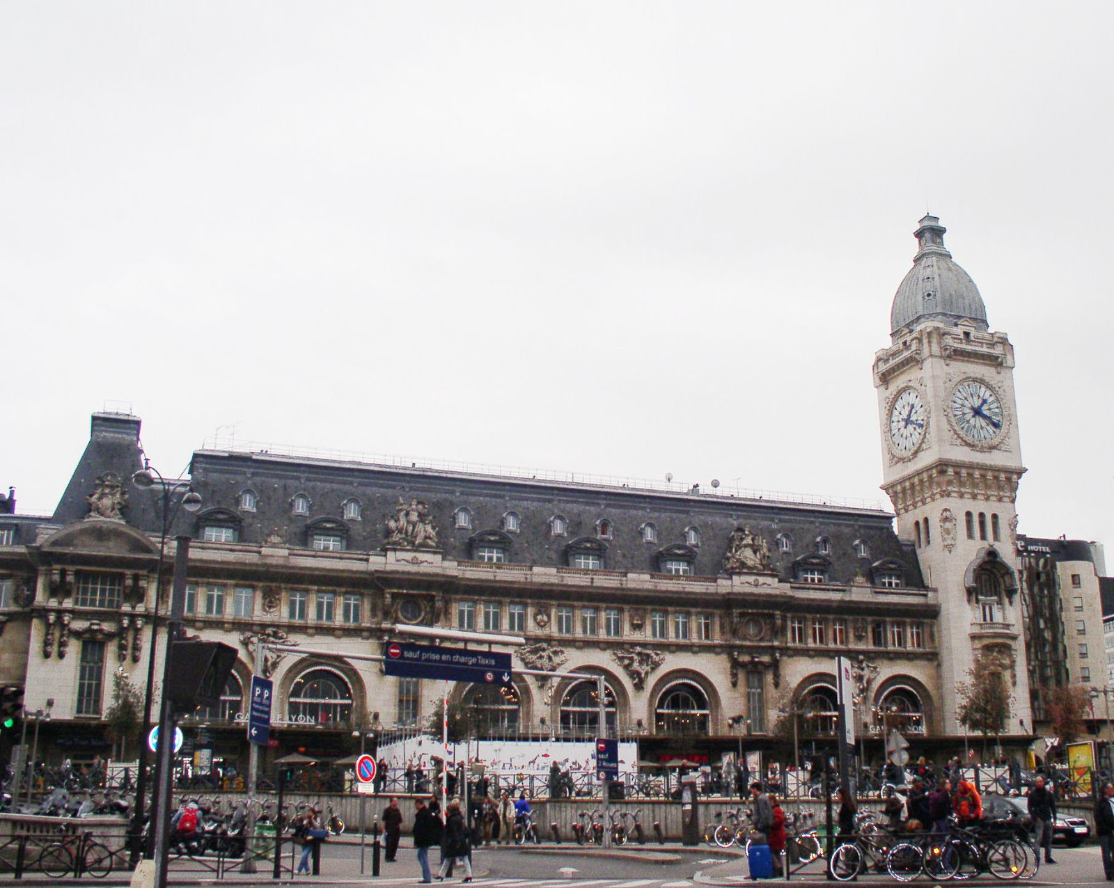 Gare De Paris From Paris With Love Gare De Lyon