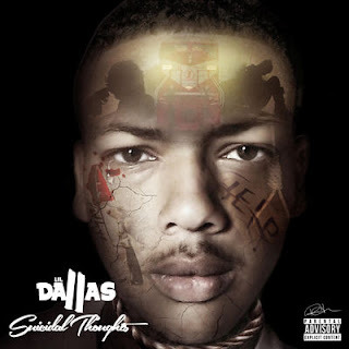 Lil Dallas - Suicidal Thoughts (2017) - Album Download, Itunes Cover, Official Cover, Album CD Cover Art, Tracklist