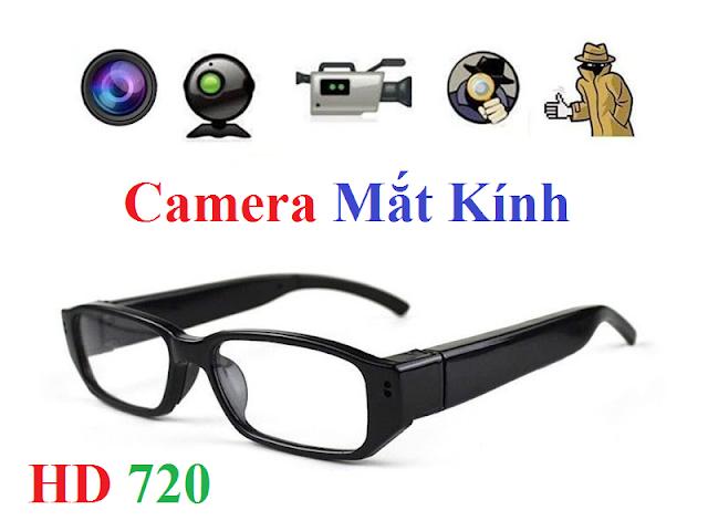 Camera ngụy trang WinTech Cam Mắt Kính Độ phân giải 1.0 MP