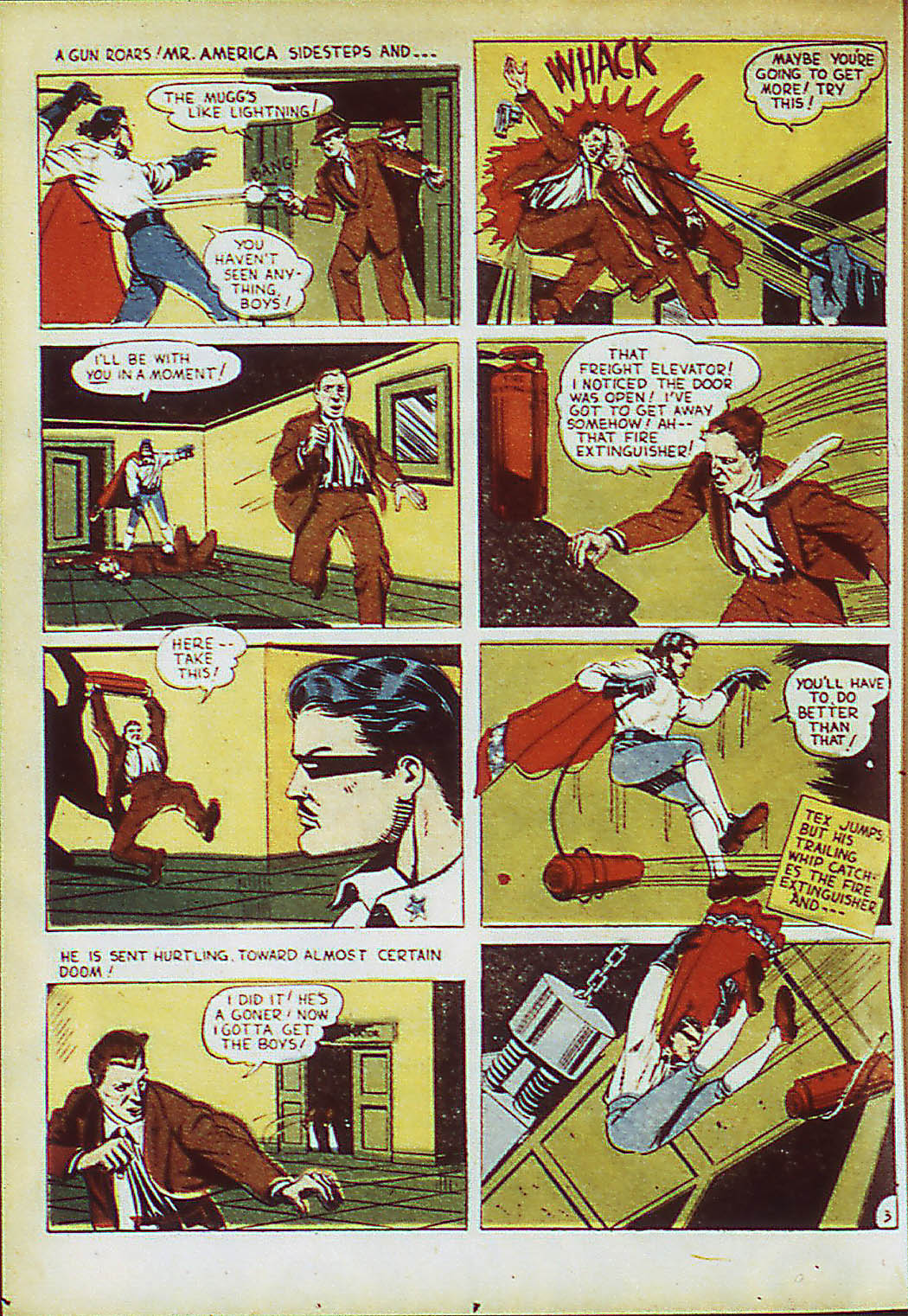 Read online Action Comics (1938) comic -  Issue #41 - 41