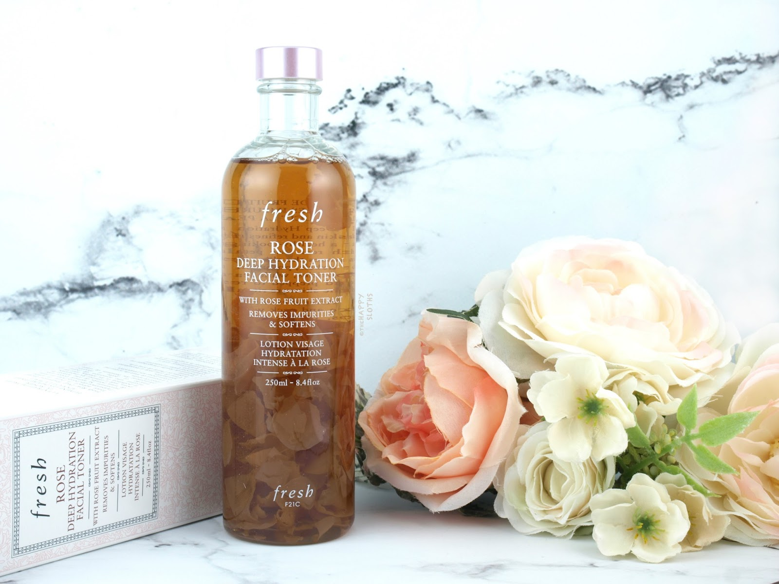Fresh Rose Deep Hydration Toner Review