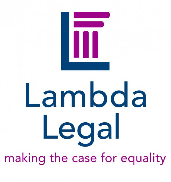 Proud supporter of Lambda Legal