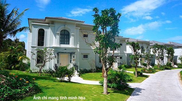 Dự án biệt thự biển Vinpearl Làng Vân Đà Nẵng