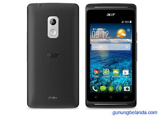 Cara Flash Acer Liquid Z205 Hang Logo