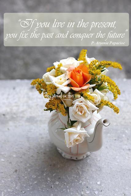 #qoute #present #love #vintageflower