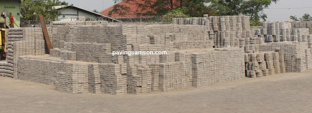 harga paving block per meter