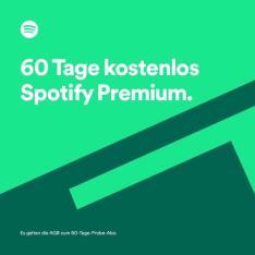 60 Tage Spotify Premium gratis