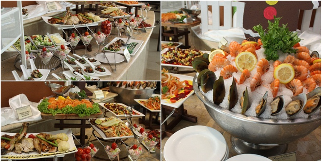 2018 Christmas Eve And New Year's Eve Buffet By Royale Chulan Bukit Bintang