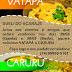 Sueli do Acarajé vendendo vatapá e caruru