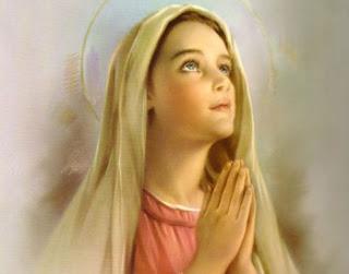 Oração Milagrosa a Virgem Maria