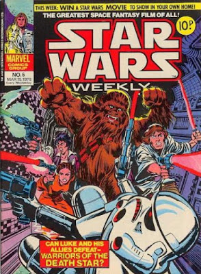 Marvel UK, Star Wars #6