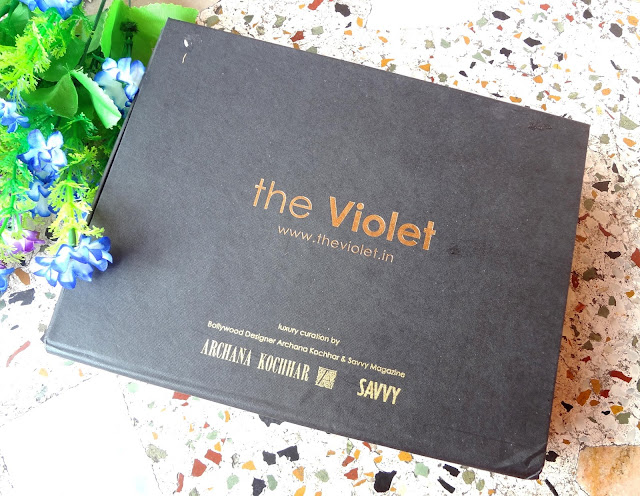 The Violet Box Unboxing