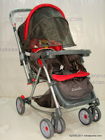 1 Junior L'abeille A181 Triumph Baby Stroller with Rocking Function