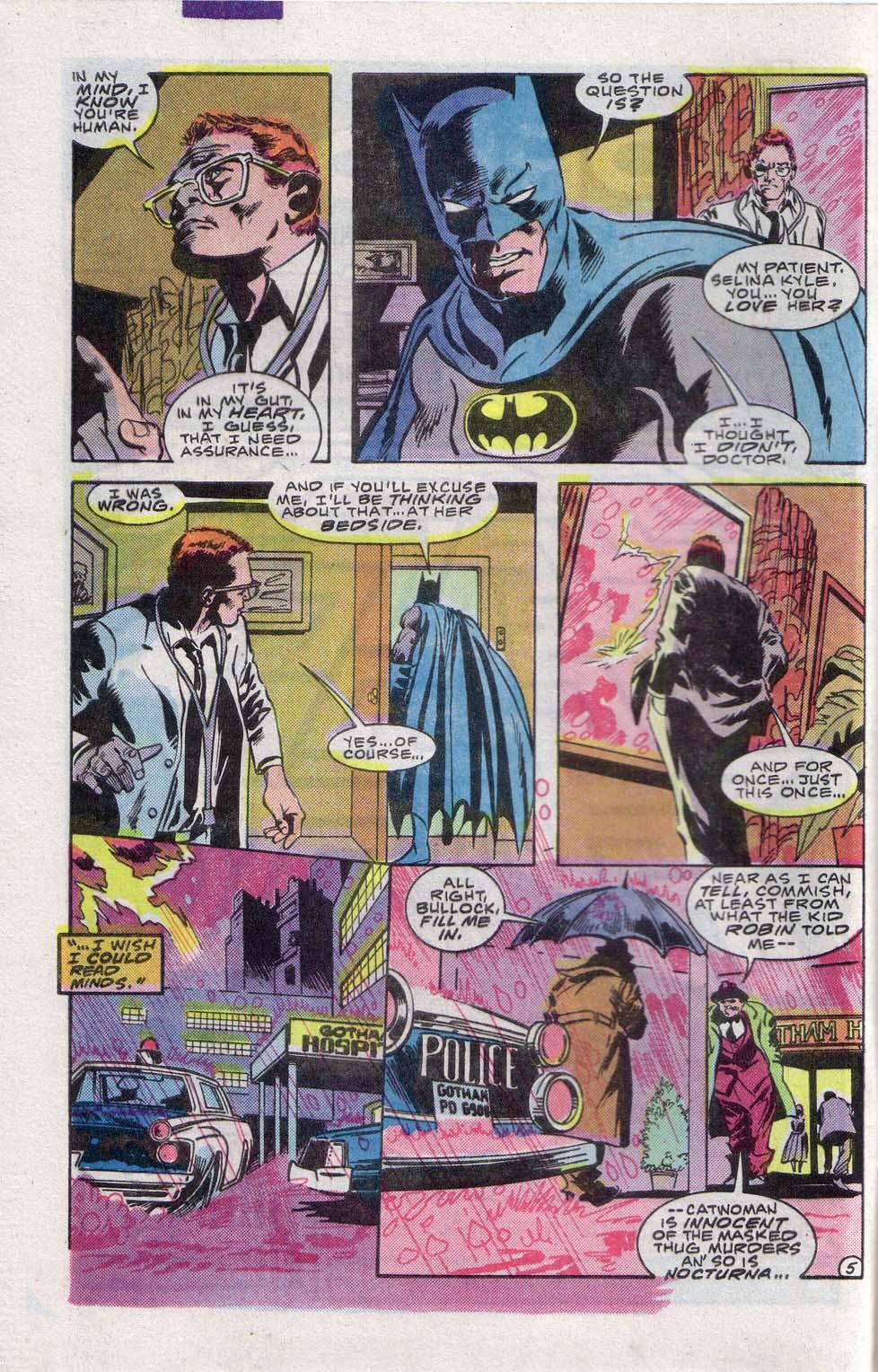 Detective Comics (1937) 557 Page 6