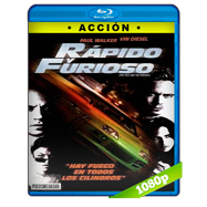 Rápido y furioso (2001) Full HD 1080p Audio Dual Latino-Ingles
