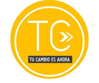 Logo Tu Cambio Es Ahora