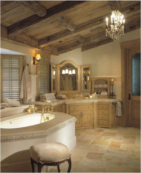 Old World Bathroom Design Ideas ~ Room Design Ideas