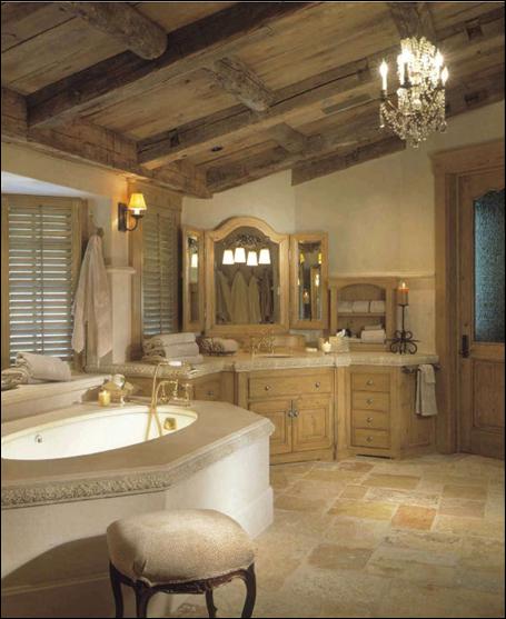 Home Design Ideas Bathroom: Old World Bathroom Design Ideas